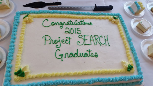 Project SEARCH Graduates New Class