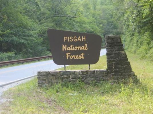 636045984343703106 Pisgah National Forest