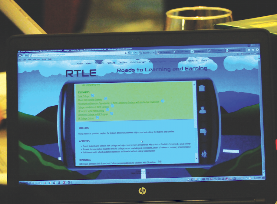 RTLE web application