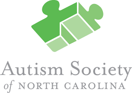 Autism society of NC logo