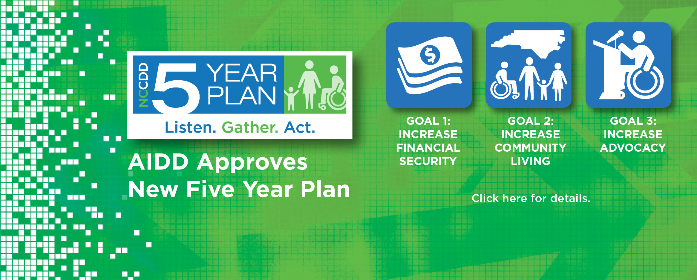 AIDD Approves New Five Year Plan