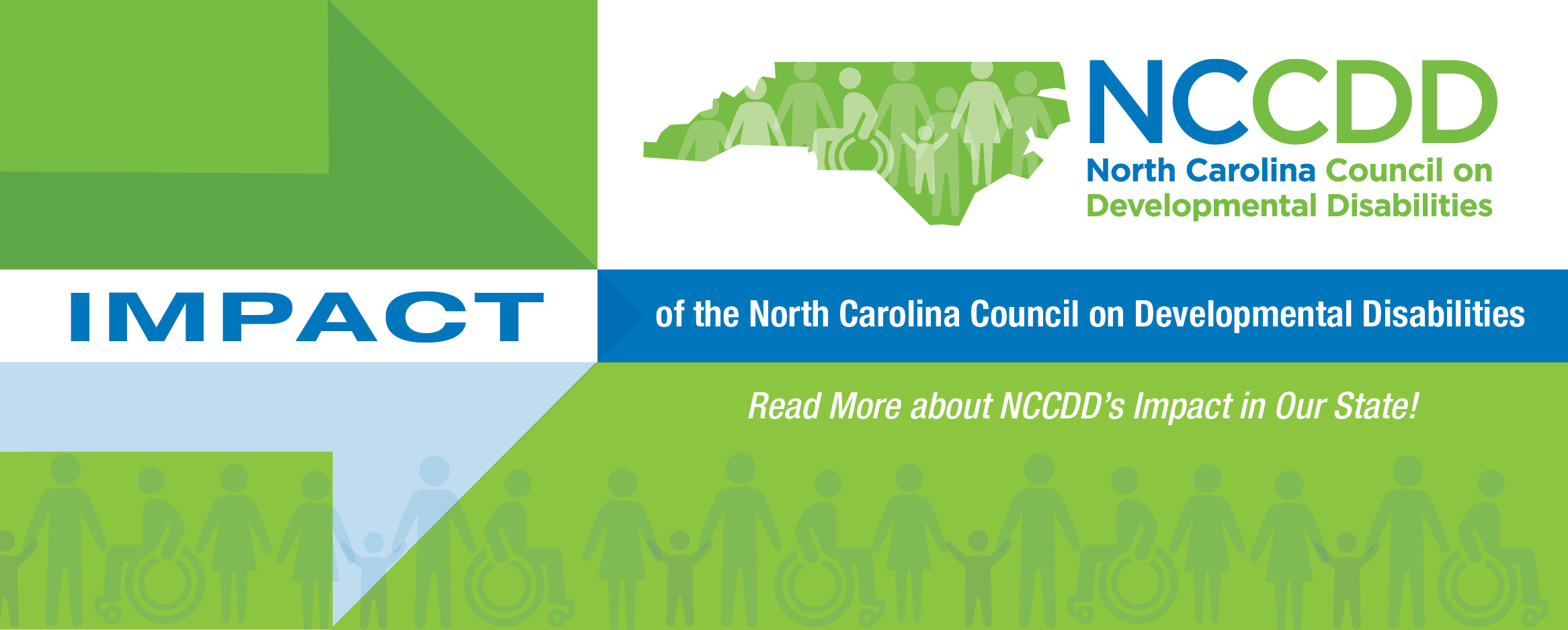 SPECIAL ALERT: The NCCDD office is temporarily closed due to Hurricane Matthew. Our building is without power and phones.  However, we can still receive e-mails!  If you have an immediate need, please e-mail info@nccdd.org and we will respond.