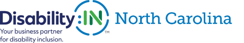 Disability IN NC logo