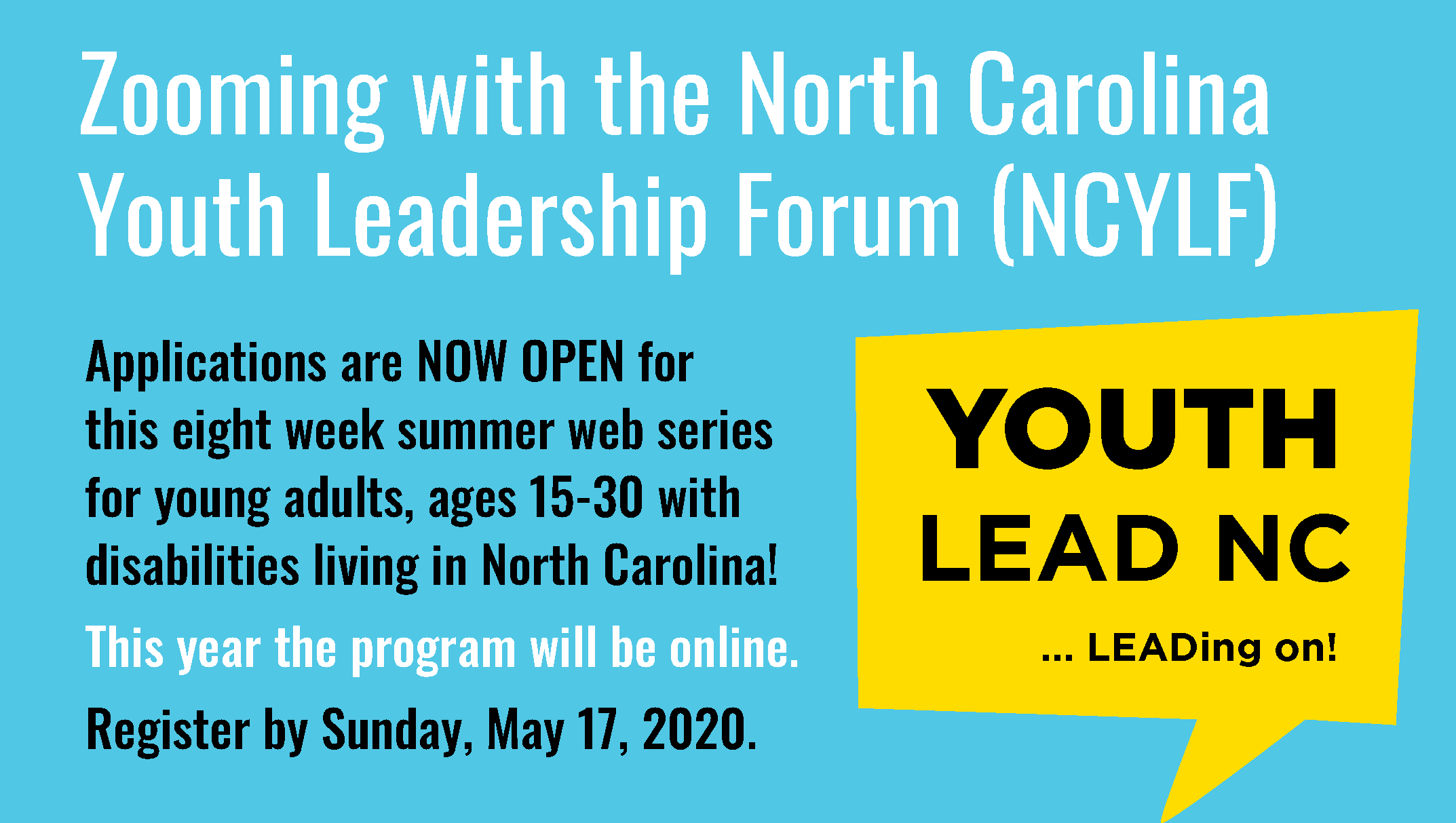 YouthLeadNC