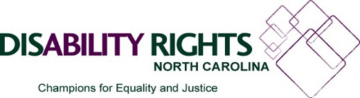 Disability Rights North Carolina Logo