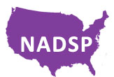 National Alliance for Direct Support Professionals (NADSP) logo