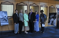 UNCG Greensboro welcomes the Road to Freedom Bus