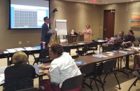Upward to Financial Stability training in Raleigh
